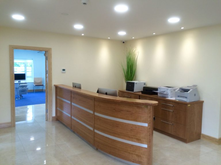 An example of our commercial work